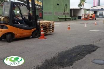 TREINAMENTO DE SEGURANÇA NA OPERAÇÃO DE EMPILHADEIRAS - NR11