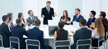 Empresa de palestras e treinamentos